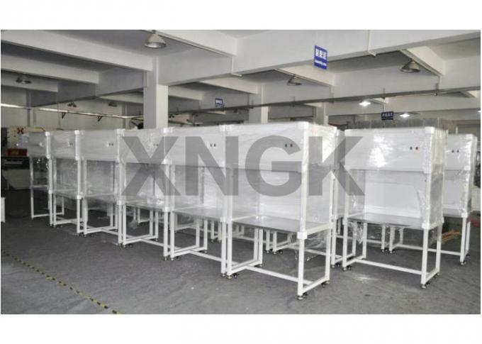 High Efficiency Laminar Airflow Workbench , Chemical Fume Hood Low Noise Design