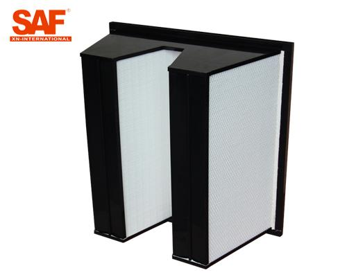 Sub Efficiency H11 Hepa Filter , Commercial Air Filters With Large Air Volume