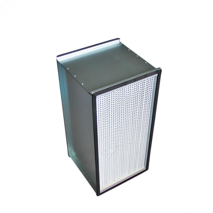 High Efficiency Deep Pleated HEPA Air Filters H14 H13 Air Conditioning 80%RH Humidity