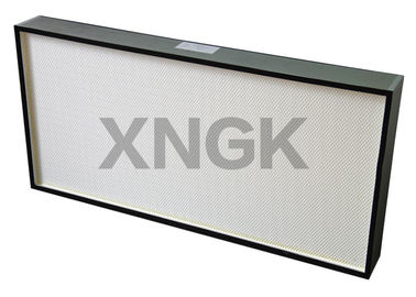 China High Capacity H13 HEPA Filter Ceiling Modules , 600Pa Clean Room Fan Filter Units supplier