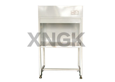 China Clean Room HEPA Filter Laminar Flow Hoods Customized Size LED Control Platform Screen supplier