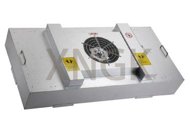 China Customized Size Industrial Fan Filter Unit For Cleanroom Food Processing supplier