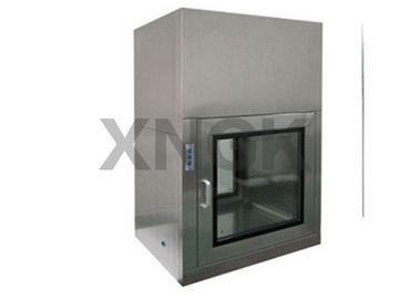 China Customized Size Cleanroom Pass Through Chambers ISO Certificate supplier