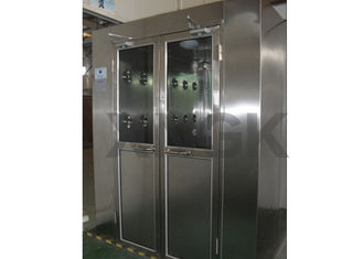 China Magnetic Interlock Clean Room Air Shower Automatic Blow LED Control Panel supplier
