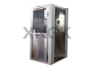 China 3 Three Door Open Air Showers For Clean Rooms Microelectronic Feild supplier