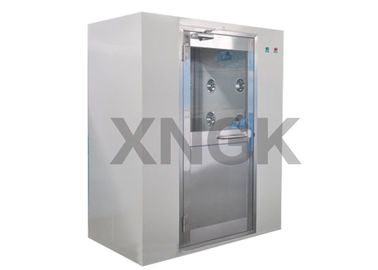 GMP Compliant Clean Room Air Shower Tunnel 20 - 25 M / S Air Velocity