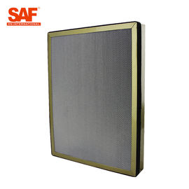 China Deodour Pre Air Purifier Filter Photo Catalyst With Cardboard Frame Light Weight supplier