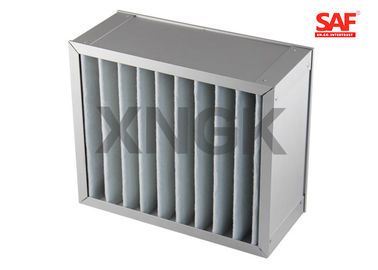 China HVAC Pre Air Filter Box Type Synthetic Fiber / Cotton Media Large Dust Holding Capacity supplier