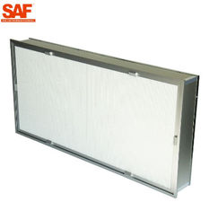 China Silent Hood HEPA Filter Module Air Filter Box Disposable Aluminum Alloy High Efficiency supplier