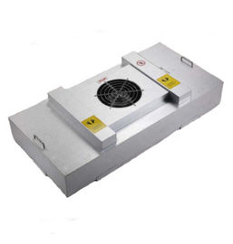 China Energy Saving Fan Powered Hepa Filter Ffu Motorized Module Small Size For Clean Room supplier