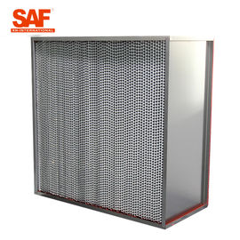 Oven Vent High Temperature Hepa Filters 250 Celsius Degree Pleated Long Lifespan