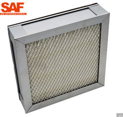 China H13 H14 Grade Hepa Filter Box Without Separator For Clean Room / Air Shower supplier