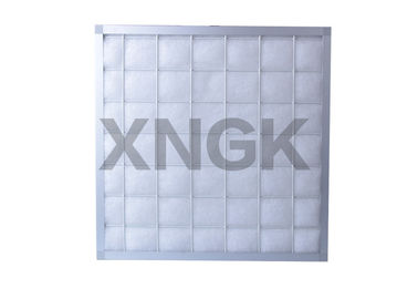 China 0.5 Micron Panel Merv 13 Air Filters ,  Moist Resistance Portable Air Filters For House factory