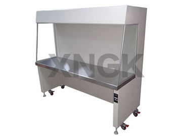 China EBM Fan Laminar Air Flow Chamber , Ductless Table Top Fume Hood Unique Low Vibration factory