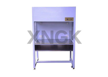 China Anti - Static Painting Horizontal Laminar Airflow Hood For Optical Microelectronics Cleanroom factory