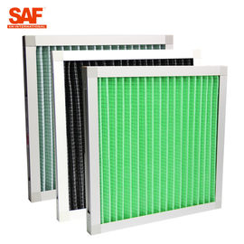 China Primary Filtration Mini Pleat  Pre Air Filter For Air Conditioning System factory