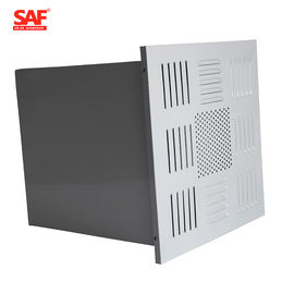 China Ceiling Terminal Hepa Filter Terminal Box , Clean Room Hepa Filter Housing factory