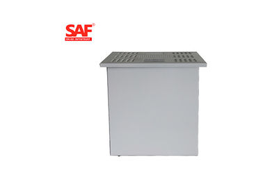 High Velocity H14 HEPA Filter Module Cleanroom Ceiling Mounted 99.99% Efficiency