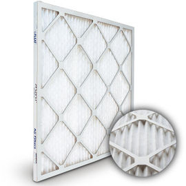 China Paper Frame Pre Air Filter Furnace Filter Pleat Merv 8 Standard High Capacity factory