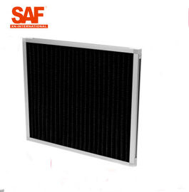 China Activated Carbon Pre Air Filter Folding Type G4 Pleated Activated Charcoal Primary factory