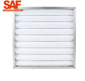 G4 Washable Pleated Pre Air Filtration Filters Non Woven Fabrics Media Holding Frames